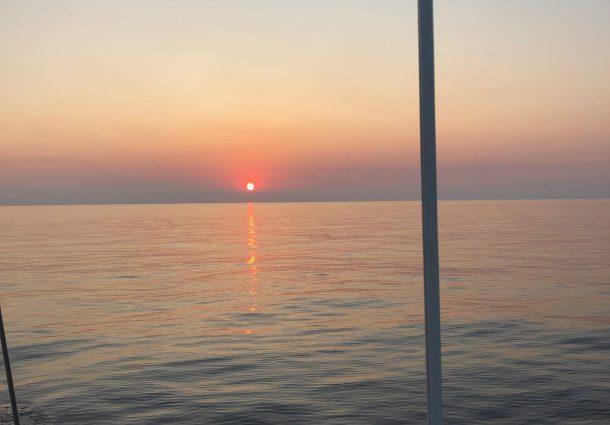 Sommer 2019 - Rund Peleponnes mit SY Balu